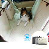 Pet Dog Car Back Seat Protective Cover Hammock Water Resistant Carrier Blanket Mat Cushion for Travel Outdoor Mat