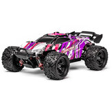 HS 18323 1/18 2.4G 4WD 36 km / h RC Modello di auto Controllo proporzionale Big Foot Off Road Truck RTR Vehicle