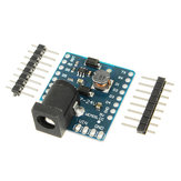 DC Power Shield V1.0.0 para mini placa de desenvolvimento D1