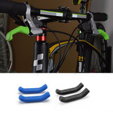 BIKIGHT Electric Scooter Silicone Handlebar Brake Lever Sleeve Universal Handlebar Protect Sleeve