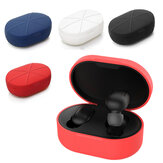 TWS Earphones Storage Box Silicone Shockproof Protective Case Cover for Xiaomi Redmi Airdots S Earphone