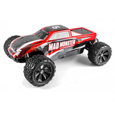 BSD Racing CR 503T 1/5 2.4G 4WD 60km / h 120A ESC Two البطارية Brushless RC Car EP Off-Road Truck RTR Toy