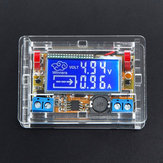 5Pcs DC-DC Step Down Power Supply Adjustable Module With LCD Display With Housing Case