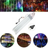 50cm 10Tubes 540LED Meteor Shower Rain Light Christmas Xmas Tree Decor with Driver EU Plug