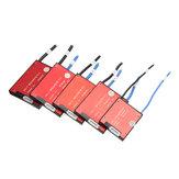 8s 24V 18A / 25A / 35A / 45A / 60A BMS PCB PCM Batteria Scheda di protezione per bicicletta elettrica Ebike Stessa porta