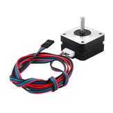 17HS4023 12V Nema 17 2 Fase Motor Stepper Para Extrusora 3D Printer Motor