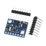 GY-87 MPU6050 HMC5883L BMP180 10DOF Sensor Module 3-axis Gyroscope Accelerometer 5V Geekcreit for Arduino - products that work with official Arduino boards