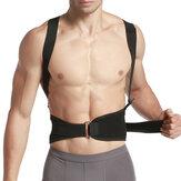 Unisex Posture Corrector Adjustable Protector Waist Strap