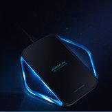 NILLKIN Волшебный Cube Fast Edition Qi Беспроводное зарядное устройство для Samsung Galaxy S9 S8 Plus Note 8