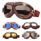 Motorcycle Scooter Helmet Goggles Anti UV Glasses