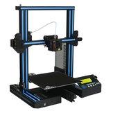 Geeetech®A10アルミニウムPrusa I3 3Dプリンタ220 * 220 * 260 mm印刷サイズGT2560コントロールボードサポートリモコン/オフライン印刷1.75 mm 0.4 mmノズル