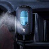 Baseus DHMNC-01 / DHMNC-15 Przenośny samochód Mini magnetyczny nawilżacz powietrza Dyfuzor zapachowy Ładowanie USB Nano Atomizacja
