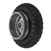 200*50mm Inflatable Longboard Off Road Gears Wheel For Electrical Skateboard