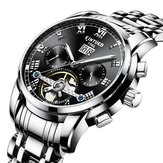 KINYUED JYD-J014 Stainless Steel Automatic Mechanical Watch
