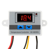 XH-W3001 AC220V Microcomputer Digital Temperature Controller Thermostat Temperature Control Switch With Display