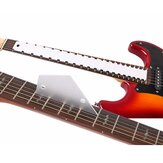 Debbie Guitar Neck Straight Edge Fretboard Frets Neck Notched Ruler Fret Fingerboard Straight Edge Ruler Measuring