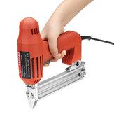 220V 1800W Brad Nail Staple Nailer Gun Industrial Grade Combo Nail Zszywacz narzędzie