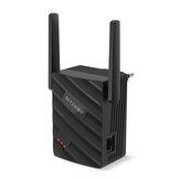 BlitzWolf® BW-NET2 Беспроводной ретранслятор Беспроводной расширитель диапазона 300 Мбит / с Поддерживает 64 устройства Портативный WiFi-сигнал Усили