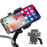 BIKIGHT Bicycle Phone Holder Mobile GPS Support Electric Scooter MTB Bike Phone Mount Bike Handlebar Clip Bracket Stand