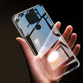 BAKEEY Crystal Clear Transparent Ultra-thin Non-yellow Soft TPU Protective Case for Xiaomi Redmi Note 9 / Redmi 10X 4G Non-original