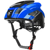 ROCKBROS Cycling Bike Helmet 57-62cm Removable Ultralight Helmet Bicycle Equipment With USB 6 Modes