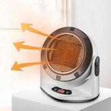1000 W Multifuncional Elétrico Aquecedor Secador de roupas 2 velocidades 180 minutos Função de temporização Ventilador de ar quente doméstico