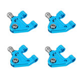4Pcs/Set WLtoys Metal Upgrade Front And Rear RC Car Lower Arm For 1/28 P929 P939 K969 K979 K989 K999
