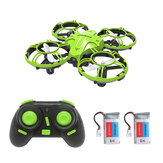 Everyine E016H Mini Altitude Hold Headless Mode 8mins Flight Time 2.4G RC Drone Quadcopter RTF