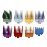 8Pcs Universal Hair Clipper Limit Combs Guide Attachment Replacement Accessories 3-25mm