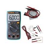 ANENG AN8001 Professionelle True Rms Digital Multi Meter 6000 Zählungen Hintergrundbeleuchtung AC / DC Amperemeter Volt Meterr