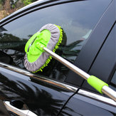 Car Adjustable Telescopic Wash Soft Cleaning Brushes Care Mop Vehicle Cleaning Window Tool