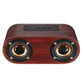 Wireless Holz Bluetooth Lautsprecher Lautsprecher Musik Player TF USB Hand-free Call