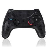 Bezprzewodowy kontroler gier Bluetooth Switch z 6-osiowym żyroskopem i podwójną wibracją dla Nintendo Switch / Switch Lite / PC