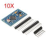 Arduino用10個ProミニATMEGA328Pモジュール3.3V 8MインタラクティブPCBボードGeekcreit-公式Arduinoボードで動作する製品