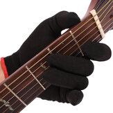 Vingertop anti-pijn linkerhand gitaar handschoen bas handschoen praktijk vingertoppen handschoen voor professionele beginners muzikanten