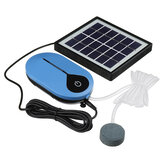 Solar Powered Oxygenator Water Oxygen Pump Pond Aerator Aquarium Air Pump