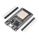 3pcs Geekcreit® ESP32 WiFi+Bluetooth Development Board Ultra-Low Power Consumption Dual Cores Unsoldered
