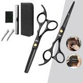 Profesional Cabello Tijeras de corte y adelgazamiento Tijeras de peluquero Cabello Set de peluquería