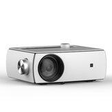 YG430 1080P FHD LED جهاز عرض لاسلكي نفس شاشة ± 15 درجة تصحيح الانحراف المسرح المنزلي فيلم في الهواء الطلق