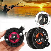 Mini Fishing Reel Portable Travel Hunting Fishing Tackle Narzędzia wędkarskie