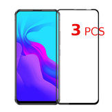 3 PCS Bakeey 9H Anti-Explosion Full Coverage Tempered Glass Screen Protector for Xiaomi Mi9T / Mi 9T Pro / Redmi K20 / Redmi K20 Pro Non-original