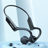 Lenovo X4 Beengeleiding bluetooth 5.0 Oortelefoon Draadloze hoofdtelefoon Trillingen Stabiel Sport Running IP56 Waterdichte headset met microfoon