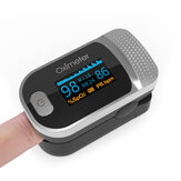 Boxym Finger Pulse Oximeter Respiratory Rate SPO2 PI PR Blood Oxygen Saturation Monitoring for Blood Oxygen Monitor