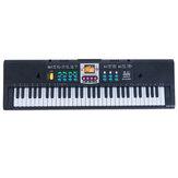 61 tasti musica digitale tastiera elettronica pianoforte elettrico organo e Microfono set