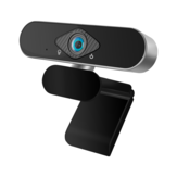 Xiaovv 1080P HD Webcam USB 2 millions de pixels 150 ° Ultra grand angle Optimisation de l'image Auto Foucus Son clair Caméra Web multifonctionnelle pour diffusion en direct Conférence de réunion d'enseignement en ligne