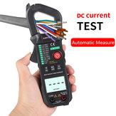 WinAPEX 8204 Pince ampèremétrique True RMS automatique intelligente Mesure de courant CC avec mesure de température Multimètre AC / DC