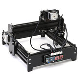 Machine d'inscription de gravure de laser de commande numérique par ordinateur du bureau DIY de 10W USB pour le bois en pierre en métal
