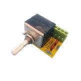 ALPS 27 Tipo Potenziometro del volume isofonico 100K Regolatore del volume della sonorità