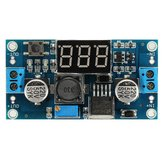 5Pcs LM2596 DC-DC Voltage Regulator Adjustable Step Down Power Supply Module With Display