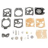 Kit de reparo do carburador Conjunto de juntas de ferramentas de reconstrução para Stihl Walbro K20-WAT WA WT